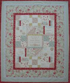 Seaside Moments Quilt